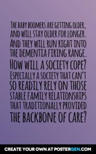 Terry Pratchett on dementia